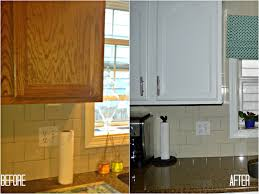 kitchen cabinet makeover reveal diy refacing kitchen cabinets