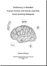 Robert Eklund     s Linguistic Research IDA LiU se