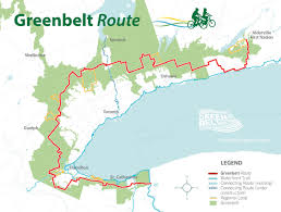 Hamilton Canada Map Greenbelt Route A Path To Discovering Ontario Toronto Star