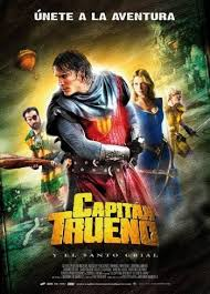 Capitán Trueno y el Santo Grial (2011)