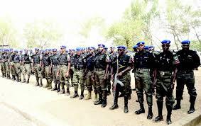 Nigeria policemen