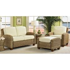 furniture gery ratatan with ivory indoor wicker furniture for