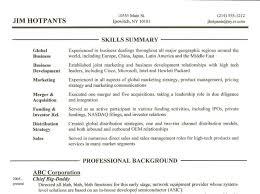 Cna Resume Skills Examples Skills Customer Service Resume Sample