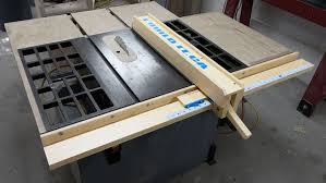 how to make a table saw