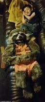 christina borchardt wins halloween with rocket raccoon costume for