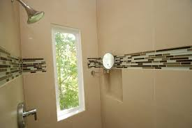 bathroom with neutral wall tile regular marble bathroom wall tile