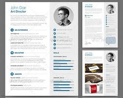 Examples Of Creative Resumes by Creative Resume Templates 20 4 Pack Resume Set Donwload Uxhandy Com