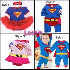 Supergirl Halloween Costume 2017 Fashion Baby Halloween Supergirl Dress Tutu Bubble Party