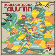 Judgmental Austin Map Austin Neighborhoods Images Reverse Search