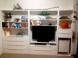 ikea media center hack ikea fjalkinge storage wall great for a beach house homes