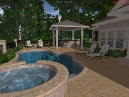hilton head virtual pool design savannah 3d pool design year