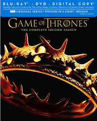 spirit halloween game of thrones new to blu ray argo game of thrones the complete second season