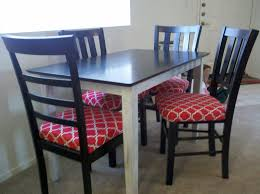 Dining Room Chair Seat Slipcovers Beautiful Dining Room Chair Seat Cushions Gallery Rugoingmyway