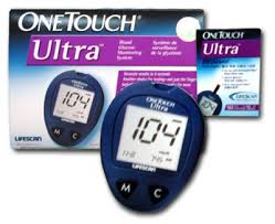 (OneTouch) alat pengukur kadar gula darah