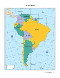 Political Map Of Latin America by South America Practice Map Test Proprofs Quiz Spanish Speaking