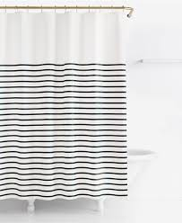 kate spade new york harbour stripe shower curtain homies