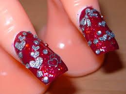 valentine day nail art designhttp nails side blogspot com