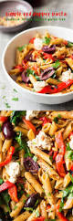 Pasta Recipes Best 25 Vegetable Pasta Recipes Ideas On Pinterest Spinach