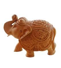 buy wooden animal home decor items handicrunch