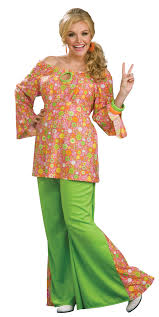 Flower Power Halloween Costume Novelty Costumes