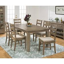 Acme Furniture Dining Room Set Jofran Slater Mill Pine Ladder Back Side Chairs Set Of 2 For