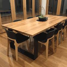 Timber Dining Tables Canberra Lumber Furniture - Timber kitchen table