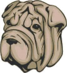 belgian sheepdog crossword clue dog and cat and shar pei dog cross stitch patterns pinterest