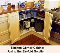 Blind Corner Kitchen Cabinet by Organizing The Whole House One Cabinet At A Time Kitchens