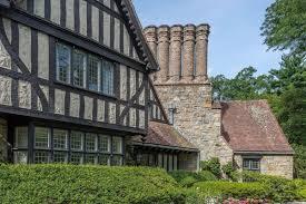 Tudor Style by Nab A Classic 1920s Tudor Style Stunner Near Nyc For 5 7m Curbed