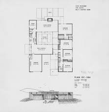 Common House Floor Plans by Eichler Floor Plans Fairhills Eichlersocaleichlersocal