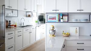 interior design this modern white kitchen has a surprising interior design this modern white kitchen has a surprising detail youtube