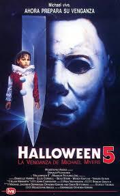 Halloween 5: La Venganza De Michael Myers