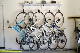 Ceiling Bike Hook by Do It Yourself With A Homemade Bike Rack