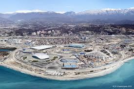 Какие объекты построены в Сочи к Олимпиаде?