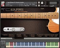 KVR: TC Electric Guitar with Strum by Ilya Efimov Production - Details - tc_main
