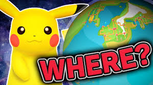 2647 Best The Peanuts Collection Images On Pinterest Peanuts A Really Cool Video I Found On The Geography Of The Pokemon World