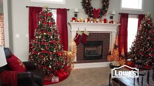 Lowes Home Decor by Christmas Decorating Tips Lowes Creative Ideas Youtube Idolza
