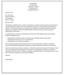Job Cover Letter Example  cover letter resume for job example