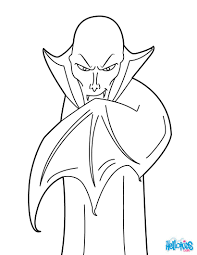 dracula coloring pages dracula and his haunted castle coloring
