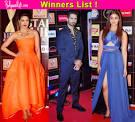 Star Guild Awards 2015: Shahid Kapoor, Priyanka Chopra, Alia Bhatt.