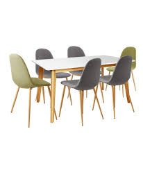 buy hygena beni dining table with 2 green 4 grey chairs at argos buy hygena beni dining table with 2 green 4 grey chairs at argos co