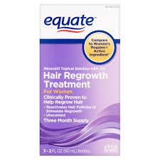 T Gel Shampoo For Hair Loss Equate Women U0027s Treatment For Hair Loss U0026 Hair Thinning Hair