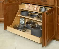 cabinet organizers pull out white cabinets cupboards wall floating