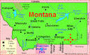 Montana: Facts, Map and State Symbols - EnchantedLearning.