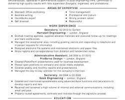 Professional Profile On Resume How To Write A Professional Profile For Your Resume