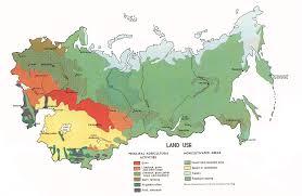 Former Soviet Union Map Ch8 F99