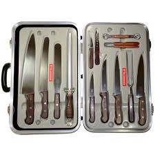 victorinox professional knife set
