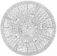 29 printable mandala u0026 abstract colouring pages for meditation