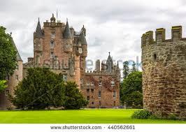 Home Of Queen Elizabeth Glamis Castle Stock Images Royalty Free Images U0026 Vectors