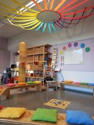color theme kindergarten kids room pinterest ceiling decor